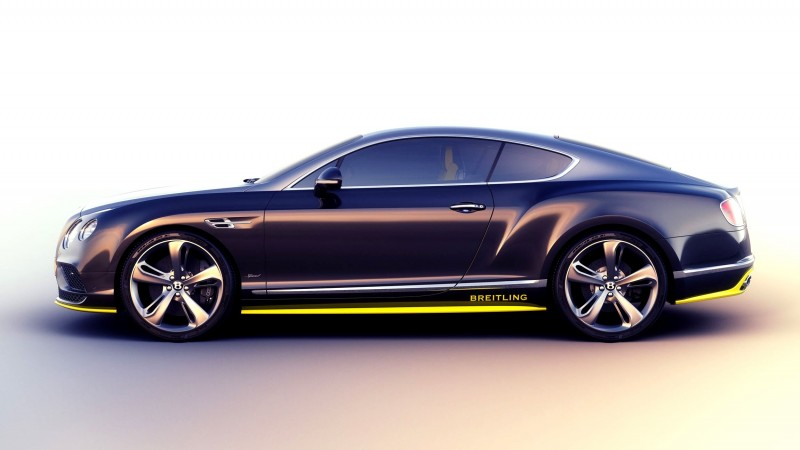 Bentley Continental GT Speed Breitling Jet Team Series Limited Edition(8)