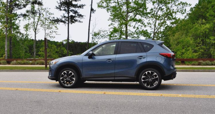 Best of Awards - 2016 Mazda CX-5 GT Is Real-Deal X1 and Q3 Competitor