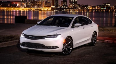 2015 Chrysler 200S
