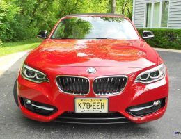Road Test Review – 2015 BMW 228i Convertible with Ken Glassman
