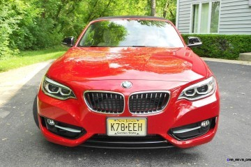 Road Test Review - 2015 BMW 228i Convertible with Ken Glassman