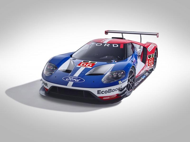 Ford GT - IMSA TUDOR United SportsCar Championship