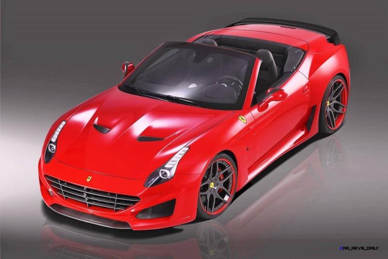 Ferrari California T N Largo by NOVITEC ROSSO 1