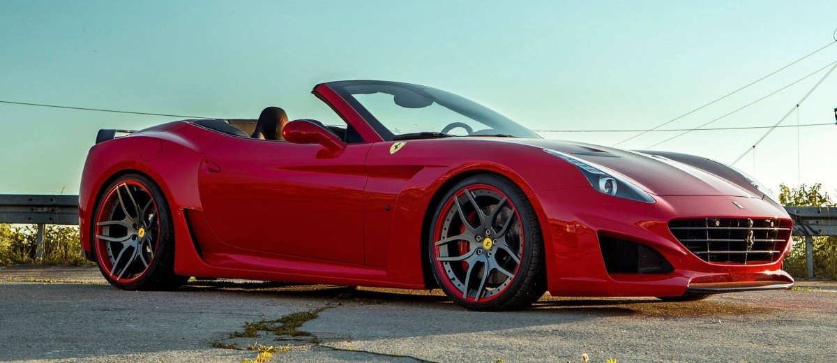 Ferrari California T N Largo by NOVITEC ROSSO 10