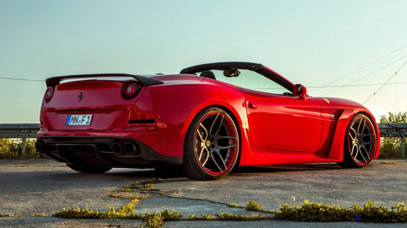 Ferrari California T N Largo by NOVITEC ROSSO 13