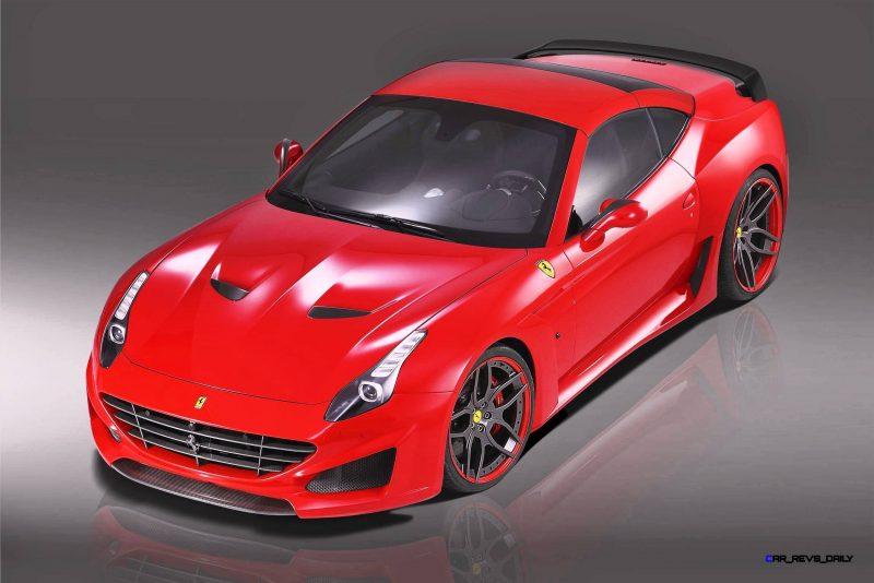 Ferrari California T N Largo by NOVITEC ROSSO 16