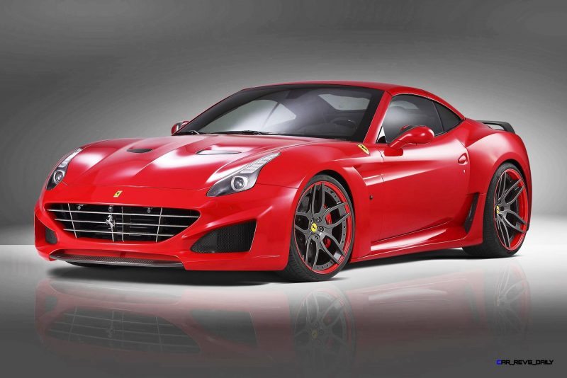 Ferrari California T N Largo by NOVITEC ROSSO 17