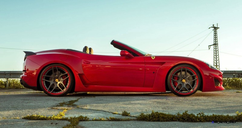 Ferrari California T N Largo by NOVITEC ROSSO 19