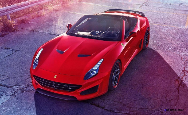 Ferrari California T N Largo by NOVITEC ROSSO 2