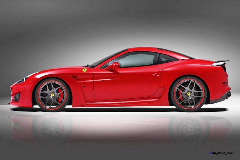 Ferrari California T N Largo by NOVITEC ROSSO 21