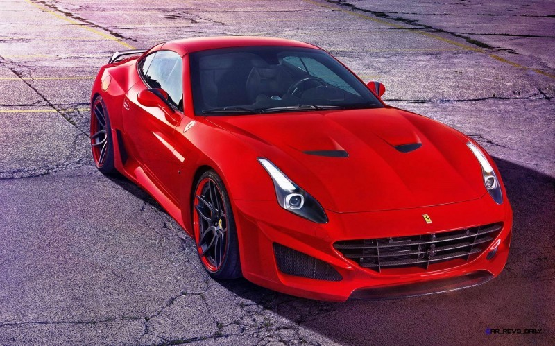 Ferrari California T N Largo by NOVITEC ROSSO 3