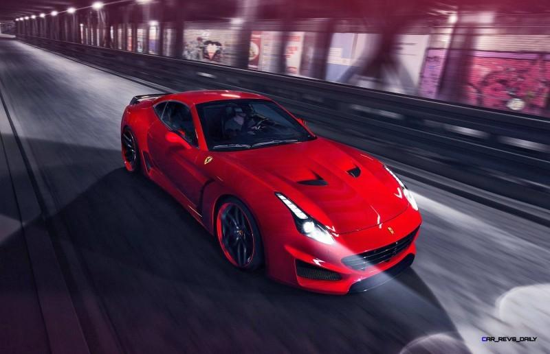 Ferrari California T N Largo by NOVITEC ROSSO 4