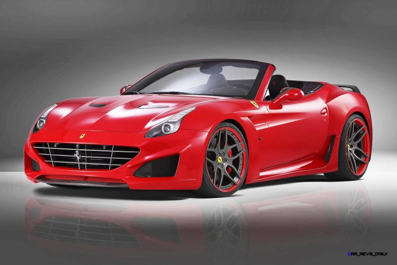 Ferrari California T N Largo by NOVITEC ROSSO 8
