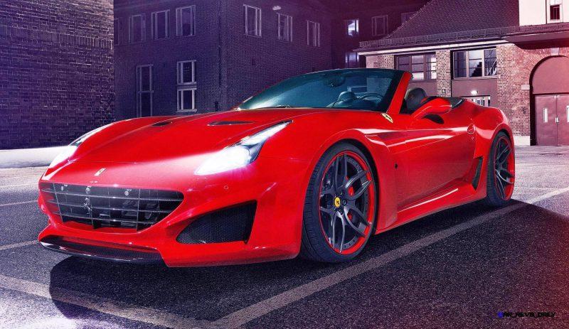 Ferrari California T N Largo by NOVITEC ROSSO 9