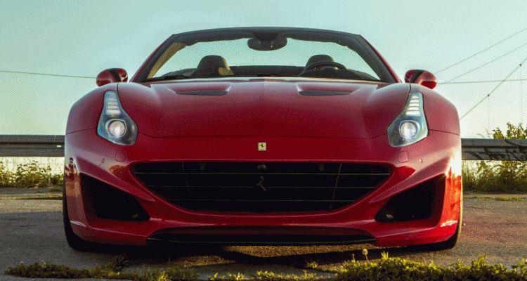 Ferrari California T N Largo by NOVITEC ROSSO
