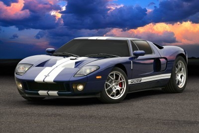 2005 Ford GT for American Cancer Society Auction
