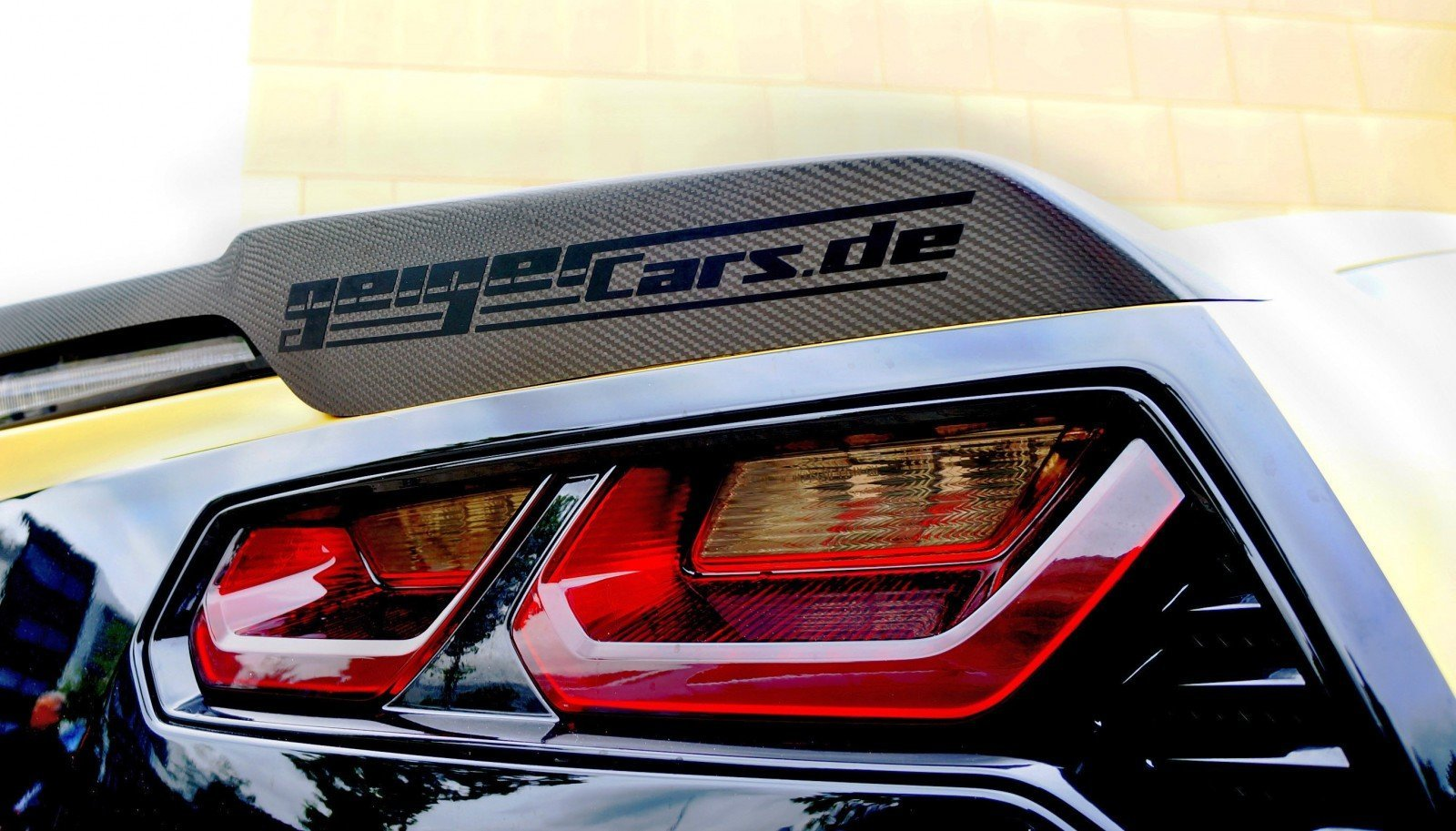 GEIGER Chevrolet Corvette Stingray 10