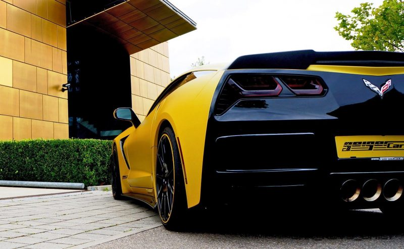 GEIGER Chevrolet Corvette Stingray 11