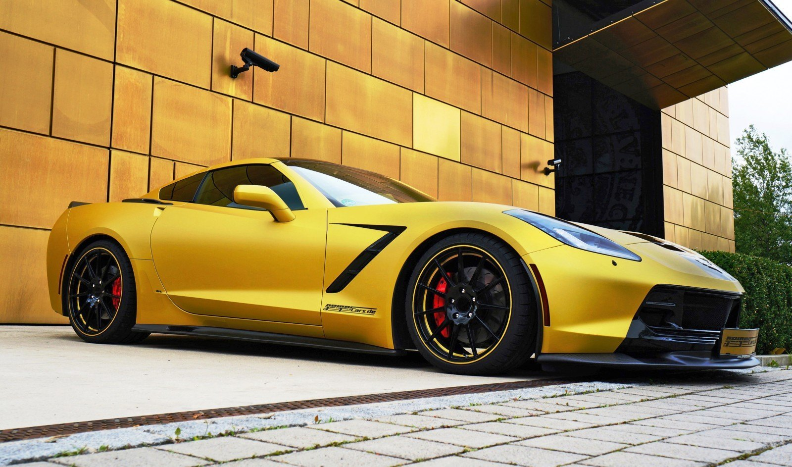 GEIGER Chevrolet Corvette Stingray 13