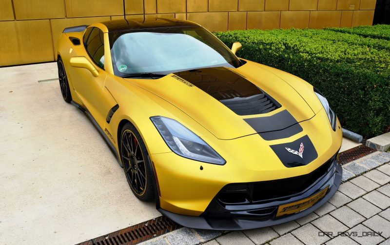 GEIGER Chevrolet Corvette Stingray 14