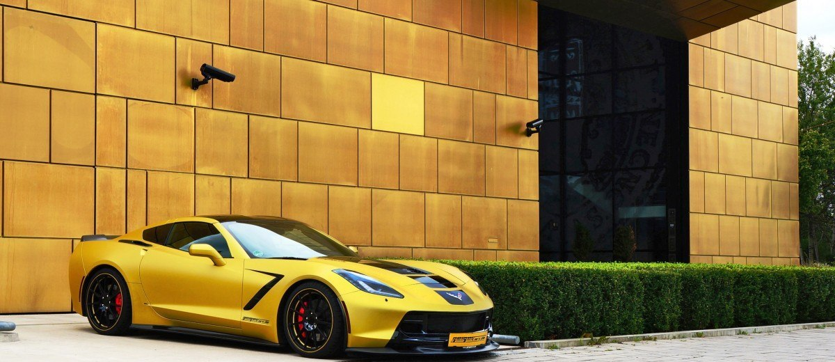 GEIGER Chevrolet Corvette Stingray 15