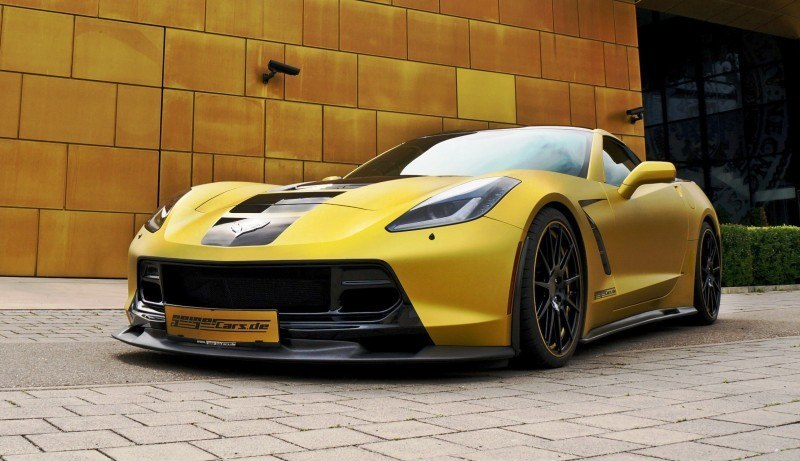 GEIGER Chevrolet Corvette Stingray 2