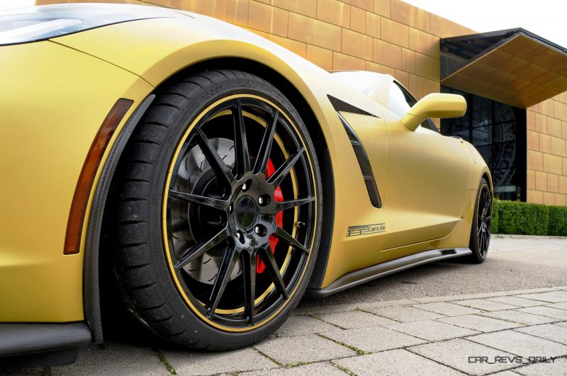 GEIGER Chevrolet Corvette Stingray 4