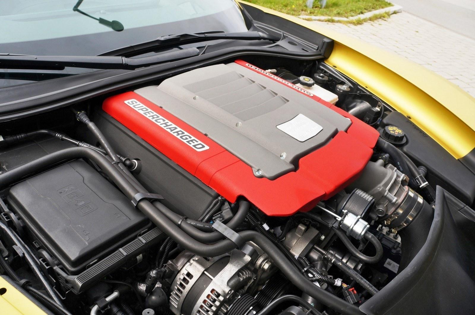 GEIGER Chevrolet Corvette Stingray 6