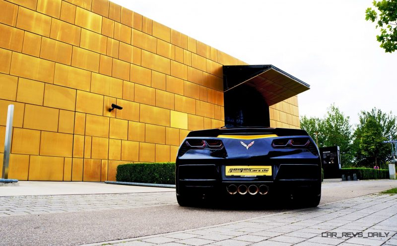 GEIGER Chevrolet Corvette Stingray 7