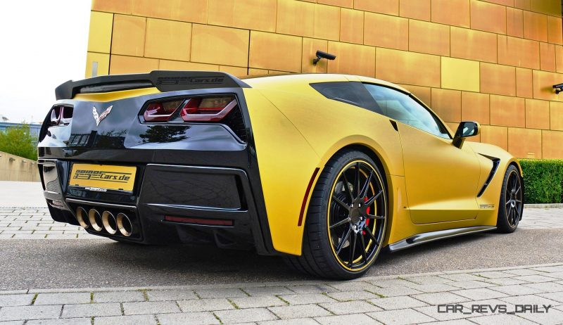 GEIGER Chevrolet Corvette Stingray 8
