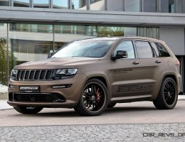718HP, 3.9s GEIGER SRT Grand Cherokee Beats Upcoming TrackHawk to 718HP Supercharged Jeep Flagship!