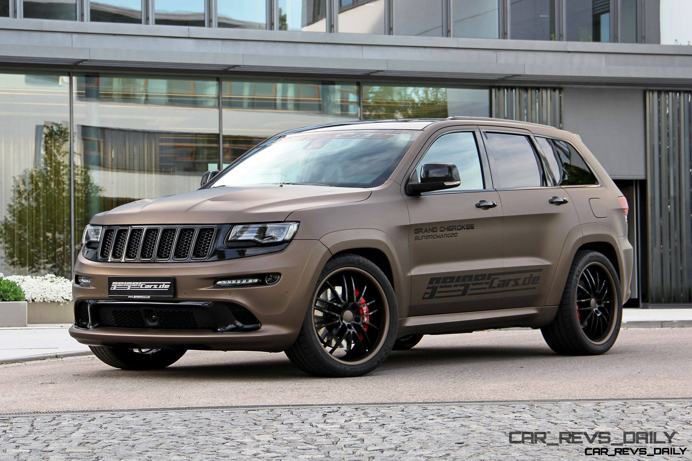 GEIGER SRT Grand Cherokee 1
