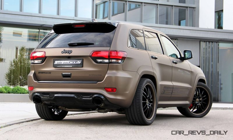 GEIGER SRT Grand Cherokee 7