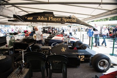 Goodwood 2015 Racecars 200