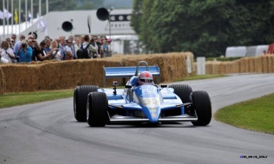 Goodwood 2015 Racecars 88