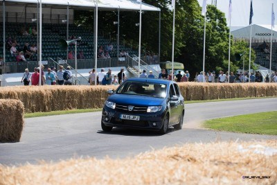 Goodwood Festival of Speed 2015 - DAY TWO Gallery + Action GIFS 1