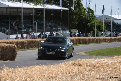 Goodwood Festival of Speed 2015 - DAY TWO Gallery + Action GIFS 101