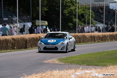Goodwood Festival of Speed 2015 - DAY TWO Gallery + Action GIFS 104