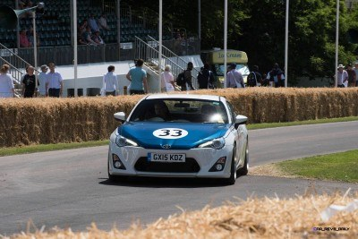 Goodwood Festival of Speed 2015 - DAY TWO Gallery + Action GIFS 105