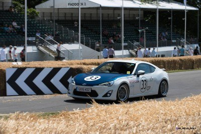 Goodwood Festival of Speed 2015 - DAY TWO Gallery + Action GIFS 106