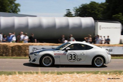 Goodwood Festival of Speed 2015 - DAY TWO Gallery + Action GIFS 108