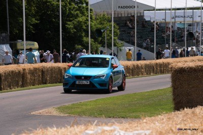 Goodwood Festival of Speed 2015 - DAY TWO Gallery + Action GIFS 112