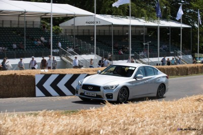Goodwood Festival of Speed 2015 - DAY TWO Gallery + Action GIFS 133