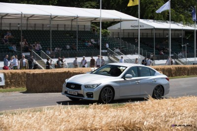 Goodwood Festival of Speed 2015 - DAY TWO Gallery + Action GIFS 134