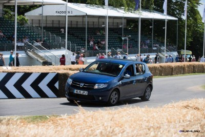 Goodwood Festival of Speed 2015 - DAY TWO Gallery + Action GIFS 2