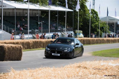 Goodwood Festival of Speed 2015 - DAY TWO Gallery + Action GIFS 31