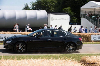 Goodwood Festival of Speed 2015 - DAY TWO Gallery + Action GIFS 34