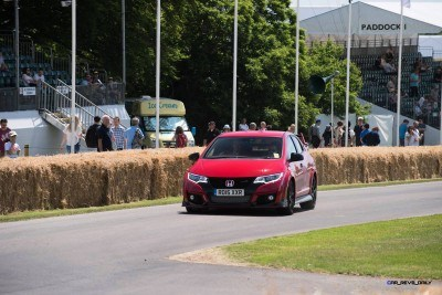 Goodwood Festival of Speed 2015 - DAY TWO Gallery + Action GIFS 37