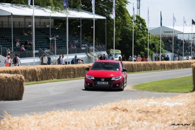 Goodwood Festival of Speed 2015 - DAY TWO Gallery + Action GIFS 39