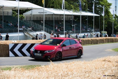 Goodwood Festival of Speed 2015 - DAY TWO Gallery + Action GIFS 40